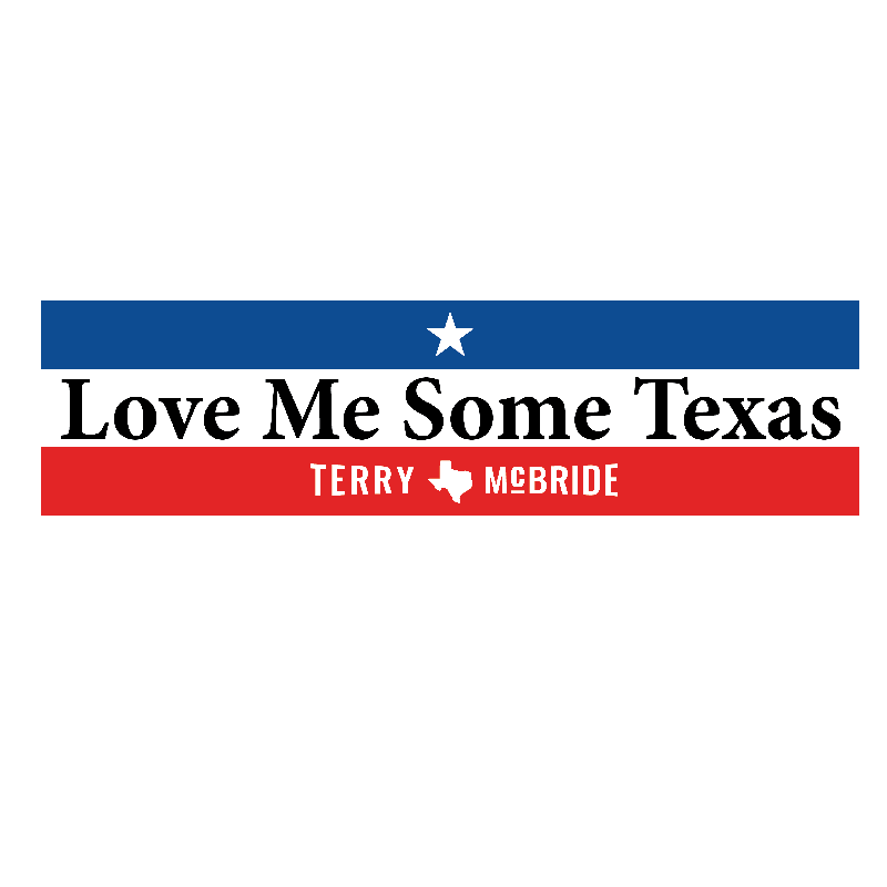 Terry McBride Bumper Sticker