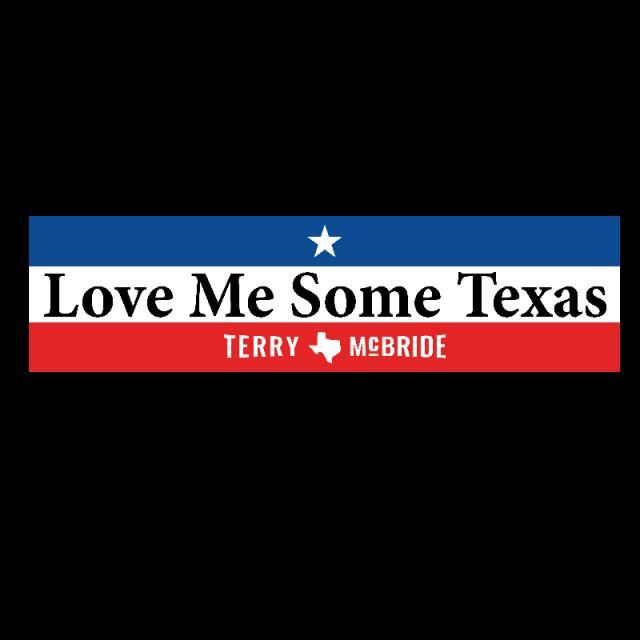Terry McBride Bumper Sticker